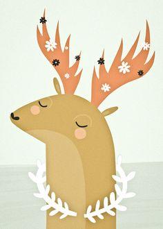 dear deer via sarah goodreau