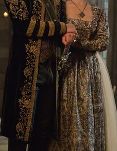 Francis King of France and Mary Stuart Queen of Scots Queen Aesthetic, Princess Aesthetic, Book Aesthetic, Gothic Aesthetic, Anne Boleyn, Die Tudors, Marie Stuart, 98, Look Fashion