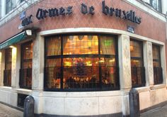 Les Armes de Bruxelles has served the best mussels in town for close to a century.