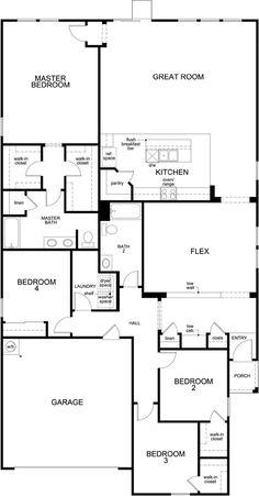 plan 2713 - inspirada - van gogh | kb home | inspirada master