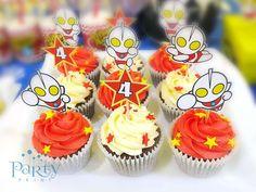 Ultraman birthday party ideas birthday invites pinterest ultraman birthday party ideas stopboris Images