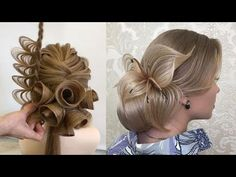 Top 10 Amazing Hairstyles Tutorials Compilation 2017 - YouTube