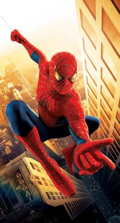 spider man 1 wallpaper by - 80 - Free on ZEDGE™ Image Spiderman, Spiderman 2002, Spiderman Poster, Spiderman Pictures, Spiderman Movie, Amazing Spiderman, Spiderman Marvel, Man Wallpaper, Avengers Wallpaper