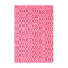 Dash and Albert Rugs Fair Isle Pink & Fuchsia Area Rug | AllModern