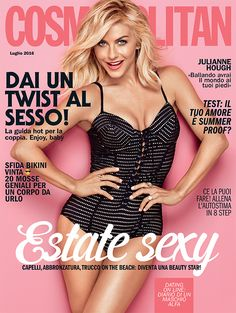 Preview: la cover star del numero di luglio 2016 di Cosmopolitan è Julianne Hough! Saremo in edicola a partire da mercoledì 22 giugno, formato digitale in anteprima dalle ore 18:00 di oggi, lunedì 20 giugno. Tutte le info qui: http://www.cosmopolitan.it/lifestyle/news/a114042/cosmopolitan-luglio-2016-digitale/