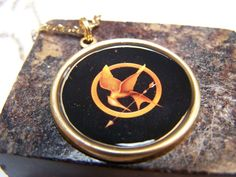 The Hunger Games pendant