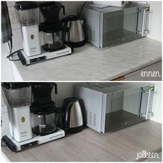 Kotona tehtyjä: Klassinen DC-fix tuunaus ja keittiön pintaremppasuunnitelmaa