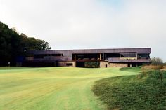 The Blessings Golf Course Johnson, Arkansas : The Best Golf Clubhouse Architecture : Architectural Digest