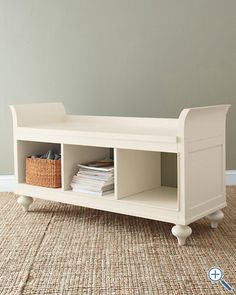 Want for the entryway into the living room. Perfect to hold flip flops, outdoor toys, etc. #garnethill #summerstyle