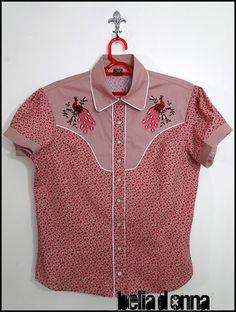 Lojabelladonna: Camisa Feminina Nicollette