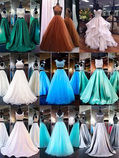 Prom Dresses, Long Prom Dresses, 2018 Prom Dresses For Teens, Ball Gown Prom Dresses For Cheap, Modest Prom Dresses For Girls #promdresses