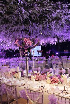 Jakart wedding decoration