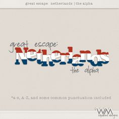 Great Escape - Netherlands - The Alpha