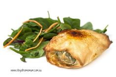 Chicken Filo Parcels | Stay at Home Mum