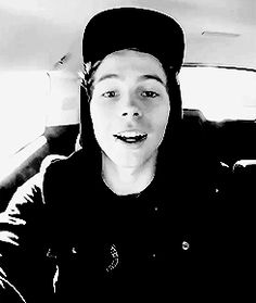 "Imagine: You and Luke have been dating for a while and he goes away for a tour and you really miss him but you don't tell him because you want him to think everything is okay,But Luke being the great boyfriend he is knows something is wrong and calls you on skype and you are so happy and you even cry a little but Luke says ""Don't cry Bby, I'll be home soon, I love you"""