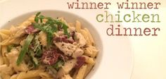 Winner, Winner, Chicken Dinner!
