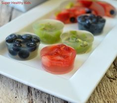 Jello for kids from Super Healthy kids.jpgVegan - made with agar powder and fruit juice