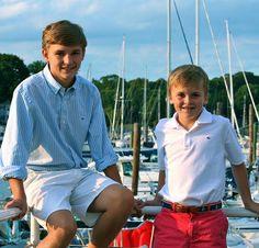 Vineyard Vines. When I have kids someday, they will dress preppy