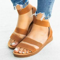 38b0c27ae0 #sandals #fashionshoes #sandalssummer #fashion Style: Daily,Casual Item:  Sandals