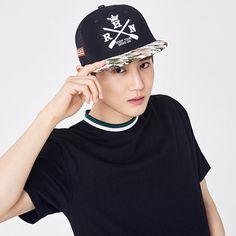 Hats On x EXO [EXO_SUHO]H.coustic TRUCKER CAP 310 (BK) #HATSON