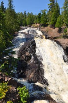 Cross River Falls, MN