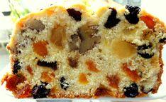 Olá, queria fazer um bolo daqueles de massa densa e bemrecheado de frutas cristalizadas para trazer para minha mãe na visita do feriado,...