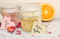 Diy: Bodyscrub - DIY Sweden