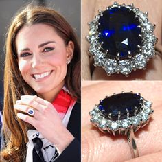 What's with the all the buzz surrounding sapphire engagement rings - Allurez.com