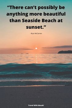 Find the sunset quotes. Use as Instagram captions and more! #sunset #beach #sunsetquotes #beachquotes #quotes Sunrise Pictures, Sunset Images, Sunrise Photography, Landscape Photography, Seaside Beach, Sunset Beach, Sunset Captions For Instagram, Family Vacation Quotes, Sunrise Quotes