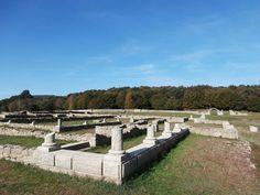 1000 Lugares en Galicia: Yacimiento Arqueológico de la Época Romana Aquis Q...