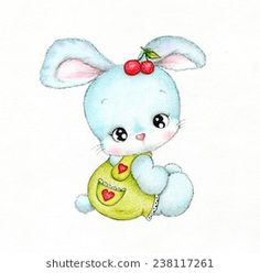 Baby Animals Clipart Easter Bunny Ideas For 2019 Baby Animals, Cute Animals, Bunny Drawing, Karten Diy, Cute Animal Illustration, Baby Banners, Crochet Baby Hats, Stuffed Animal Patterns, Cute Bunny