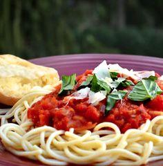 Spaghetti & Meatballs    Gluten Free Mom