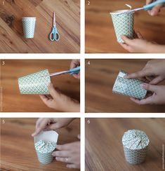 Como fazer uma caixinha massa com um material simples