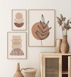Wall Art Decor, Wall Art Prints, Wall Art Posters, Cute Wall Decor, Wall Art Sets, Modern Wall Art, Simple Wall Art, Diy Canvas Art, Cool Walls