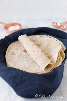 Best Gluten Free Flour Tortilla Recipe-dairy free & egg free & large Gluten Free Treats, Gluten Free Diet, Lactose Free, Foods With Gluten, Gluten Free Baking, Gluten Free Recipes, Wheat Free Diet, Gf Recipes, Clean Recipes