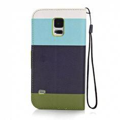 Etui multicolore pour Galaxy S5 - Coques en Folie