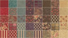 Mille Couleurs Jelly Roll - 3 Sisters - Moda Fabrics — Missouri Star Quilt Co.