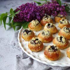 Sweet Bar, Lemon Bars, Ravioli, Muffin, Cooking Recipes, Treats, Breakfast, Food, Design