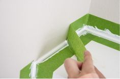 Easy Home Repair Hacks - Perfect Caulk Edge With Painter's Tape - Quick Ways To Fix Your Home With Cheap and Fast DIY Projects - Step by step Tutorials, Good Ideas for Renovating, Simple Tips and Tricks for Home Improvement on A Budget Household Cleaning Tips, Toilet Cleaning, House Cleaning Tips, Cleaning Hacks, Floor Cleaning, Household Chores, Kitchen Cleaning, Green Cleaning, Cleaning Products