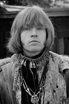 Happy Birthday, Brian Jones!