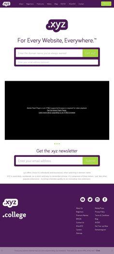 The website 'mrmsiron.com' courtesy of @Pinstamatic (http://pinstamatic.com)