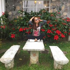 "63 Likes, 2 Comments - Cindy Estrada  (@cindyehhla) on Instagram: ""Saan po dapat umupo?? 😬😅😎🍂🌸🍀#nature #beautifuldestinations #theactivechoice #travelgram…"""