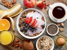 Gentle Nutrition and Intuitive Eating: The Key to a Healthy Diet? Healthy Breakfast Recipes, Healthy Recipes, Breakfast Ideas, Healthy Breakfasts, Diabetic Breakfast, Breakfast Cereal, Free Breakfast, Breakfast Time, Diabetic Recipes