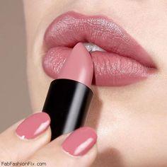 Essence Long lasting lipstick in Cool Nude (05). #makeup #nude #lipstick