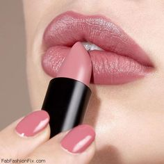 Essence Long lasting lipstick in Cool Nude (05). #makeup #nude #lipstick