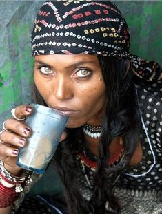 Bhopa woman, Rajasthan, India