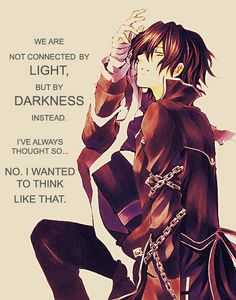 Gilbert Nightray is the reason behind all these tears and feels and shiz like that T^T #pandorahearts