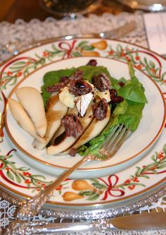 November 28, 2011  http://www.akeytothepantry.com/post/13454288644/thanksgiving-part-two-dinner-is-served