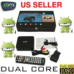 MxMods Mx Box Fully Loaded (Best Xbmc Addons) Watch Any Movie, Tv, Sports and More No Bills - I Got The Box Thats Going To Save You Money And Give You Endless Entertainment. Mx2 1080p FULL HD Boxes Fully Loaded With Only The Best Addons. Dont Be fulled By other MX Boxes. Mines Only Come With The Best So Your Box Will Run Smoothly Without Any Issues. Watch Movies, tv, xxx, cartoons,... - http://ehowsuperstore.com/bestbrandsales/movies-tv/mxmods-mx-box-fully-loaded-best-xbmc-ad