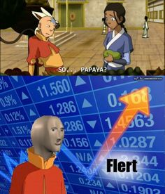 Avatar The Last Airbender Funny, The Last Avatar, Avatar Funny, Avatar Airbender, Avatar Babies, Avatar Quotes, Atla Memes, Fire Nation, Fandoms